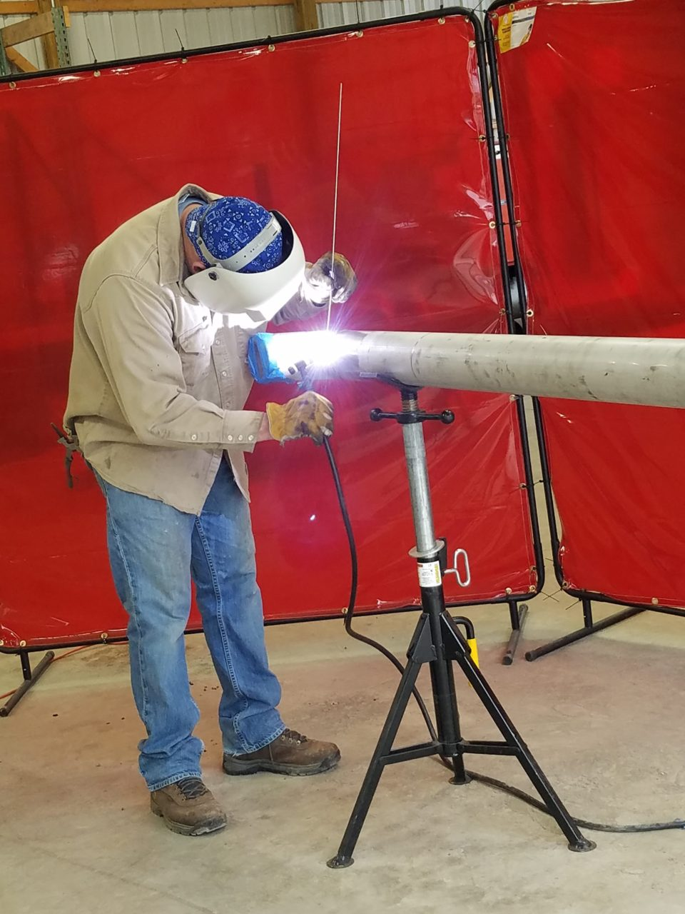 Stainless Steel Piping Fabrication