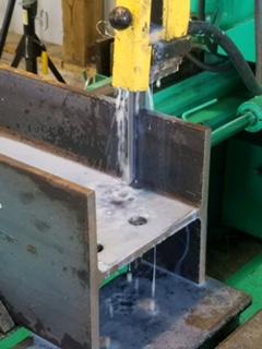 Vertical Bandsaw