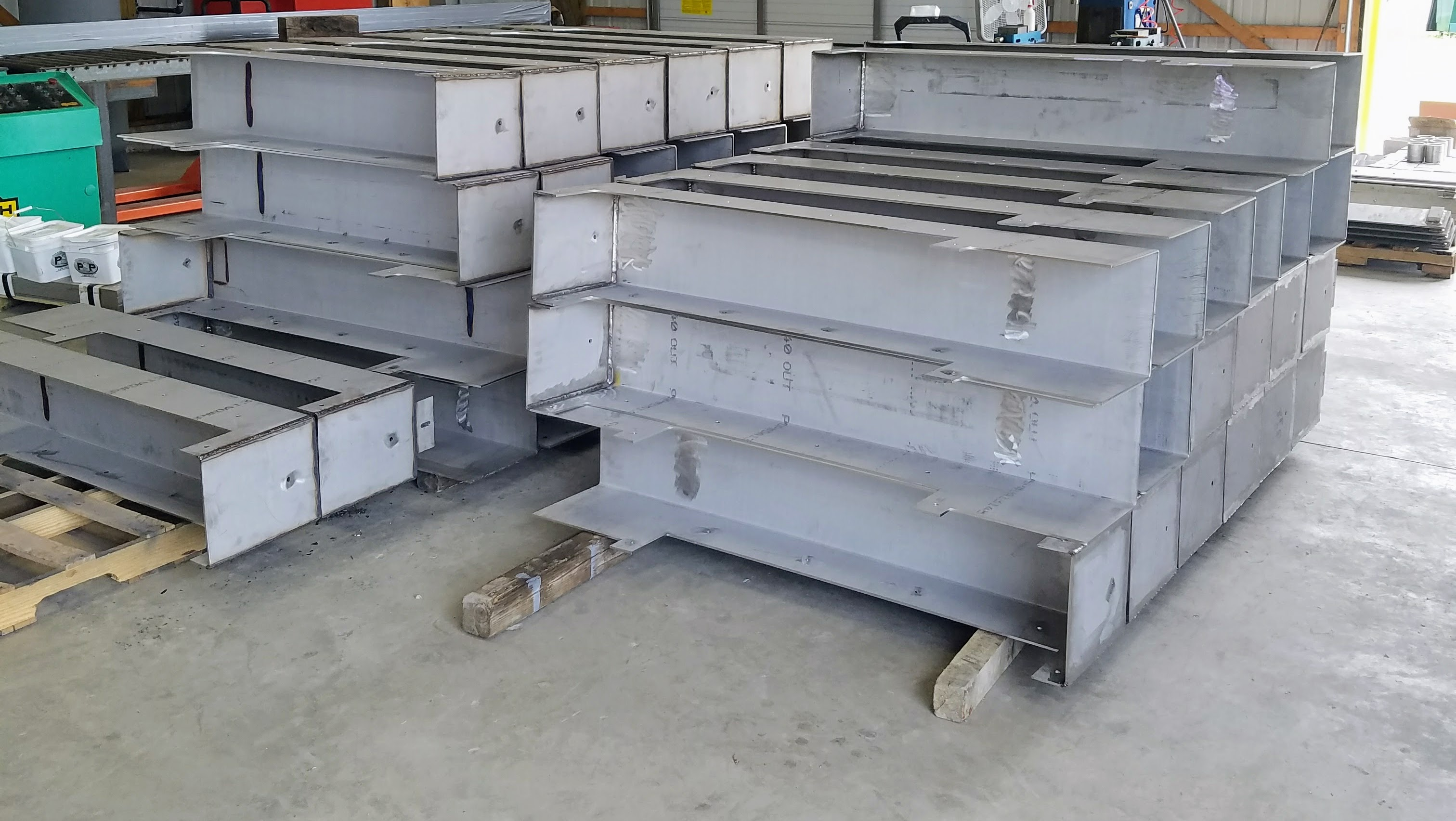 Stainless Steel Launder Trough